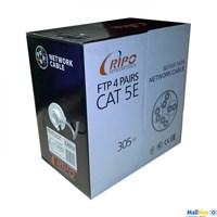 FTP4 CAT5E 24AWG Cu (МЕДЬ)